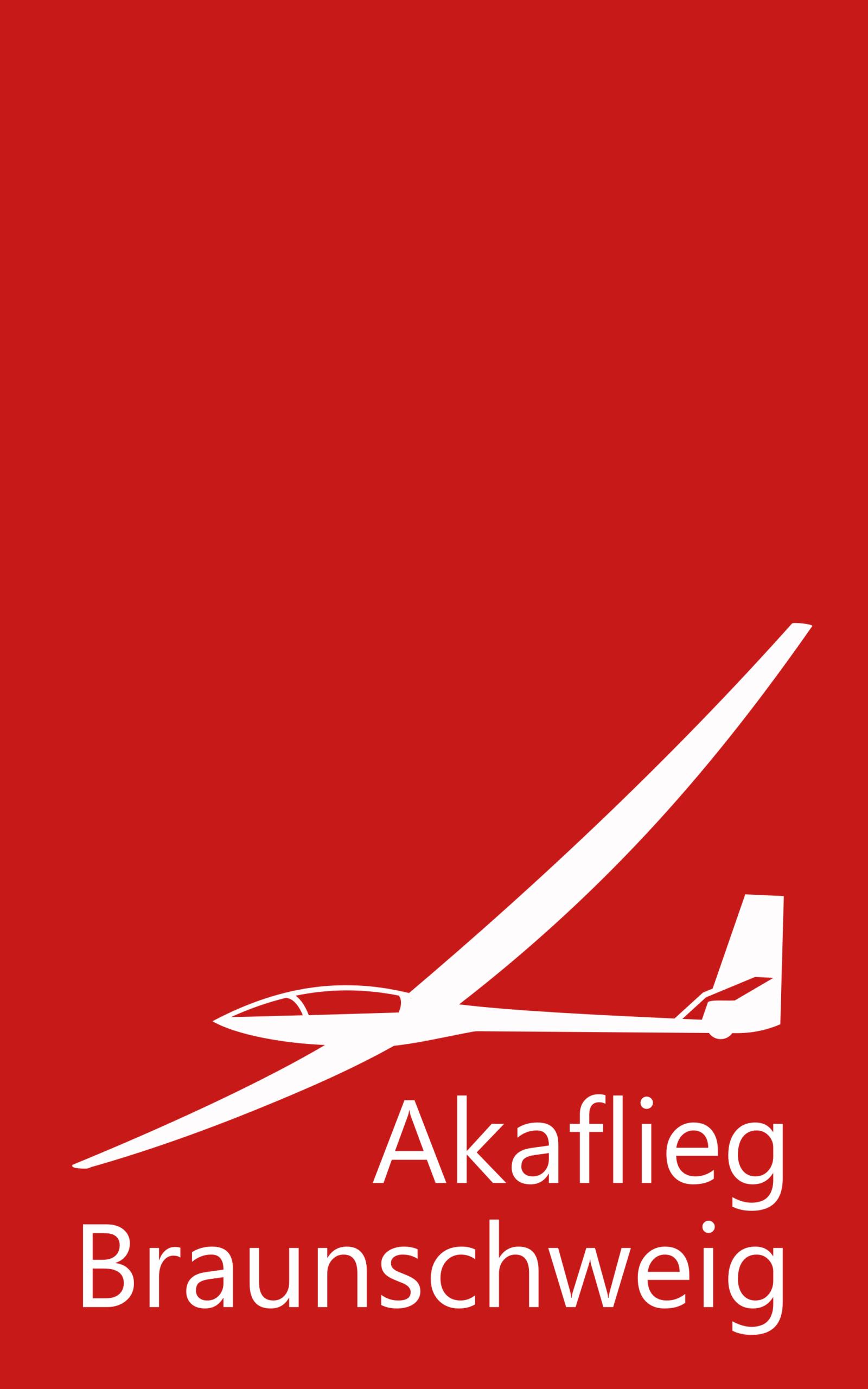 Logo Akaflieg Braunschweig hochkant