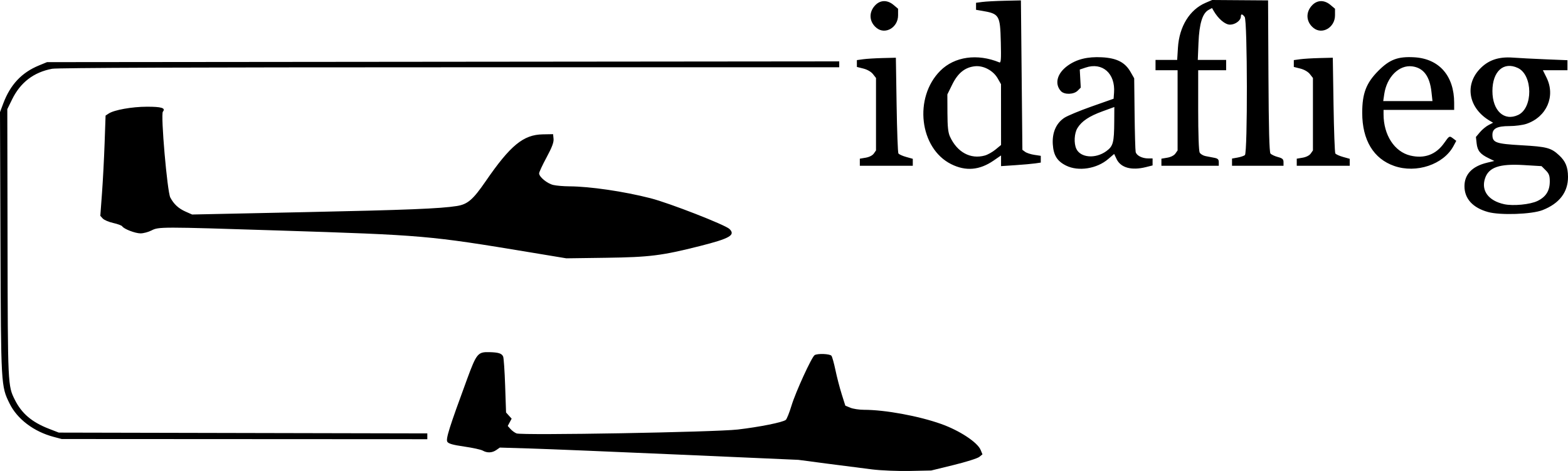 Idaflieg Logo